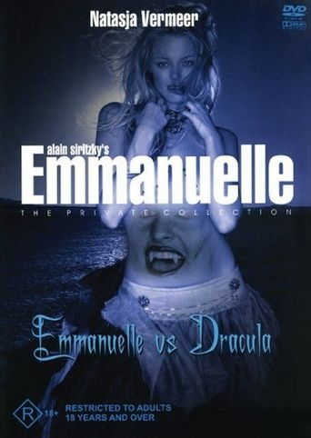 Emmanuelle vs. Dracula Poster