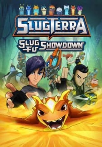 Slugterra: Slug Fu Showdown Poster