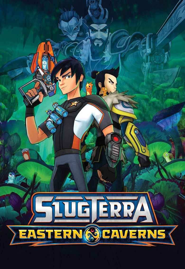 Slugterra: Slug Fu Showdown Poster