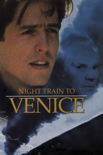 Night Train to Venice Poster