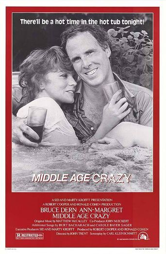 Middle Age Crazy Poster