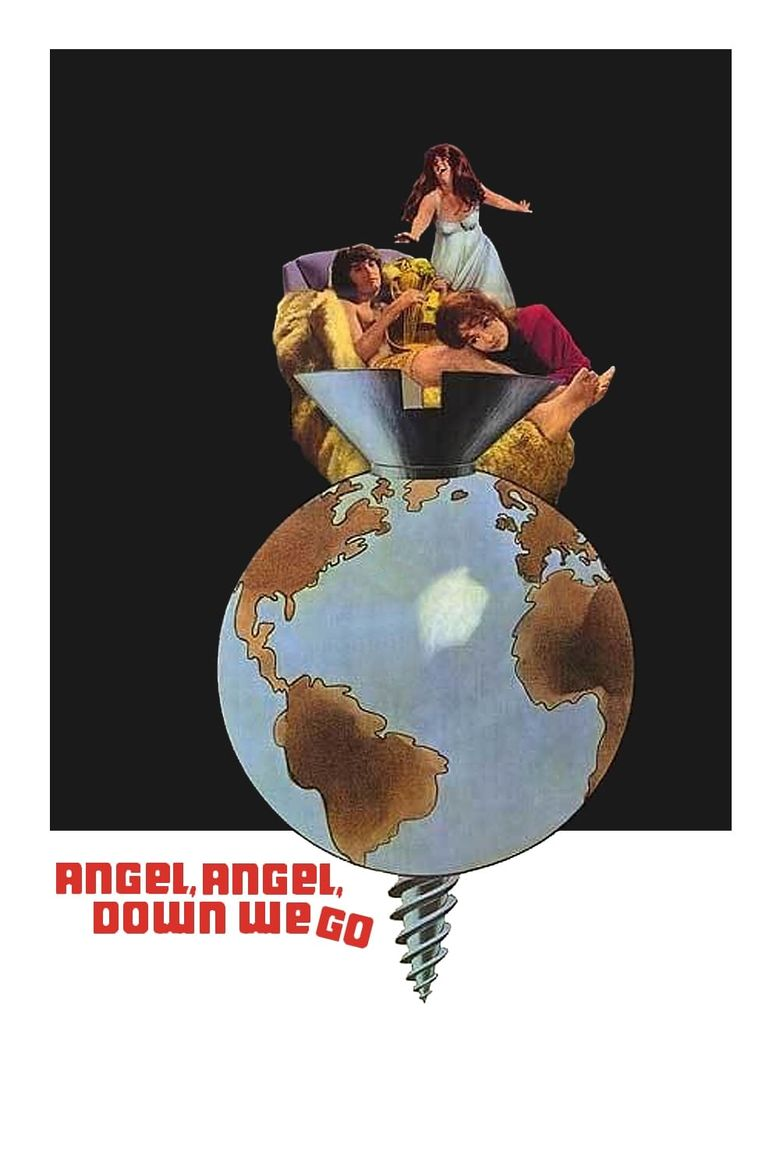 Angel, Angel, Down We Go Poster