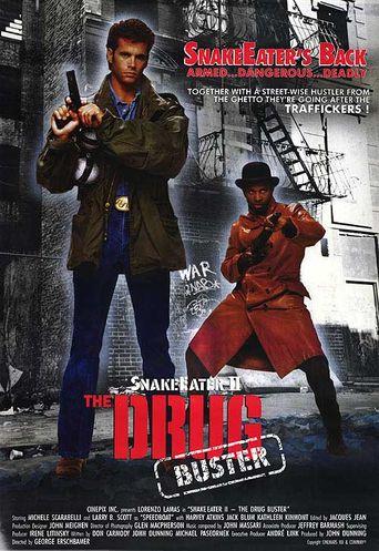 Snake Eater II: The Drug Buster Poster