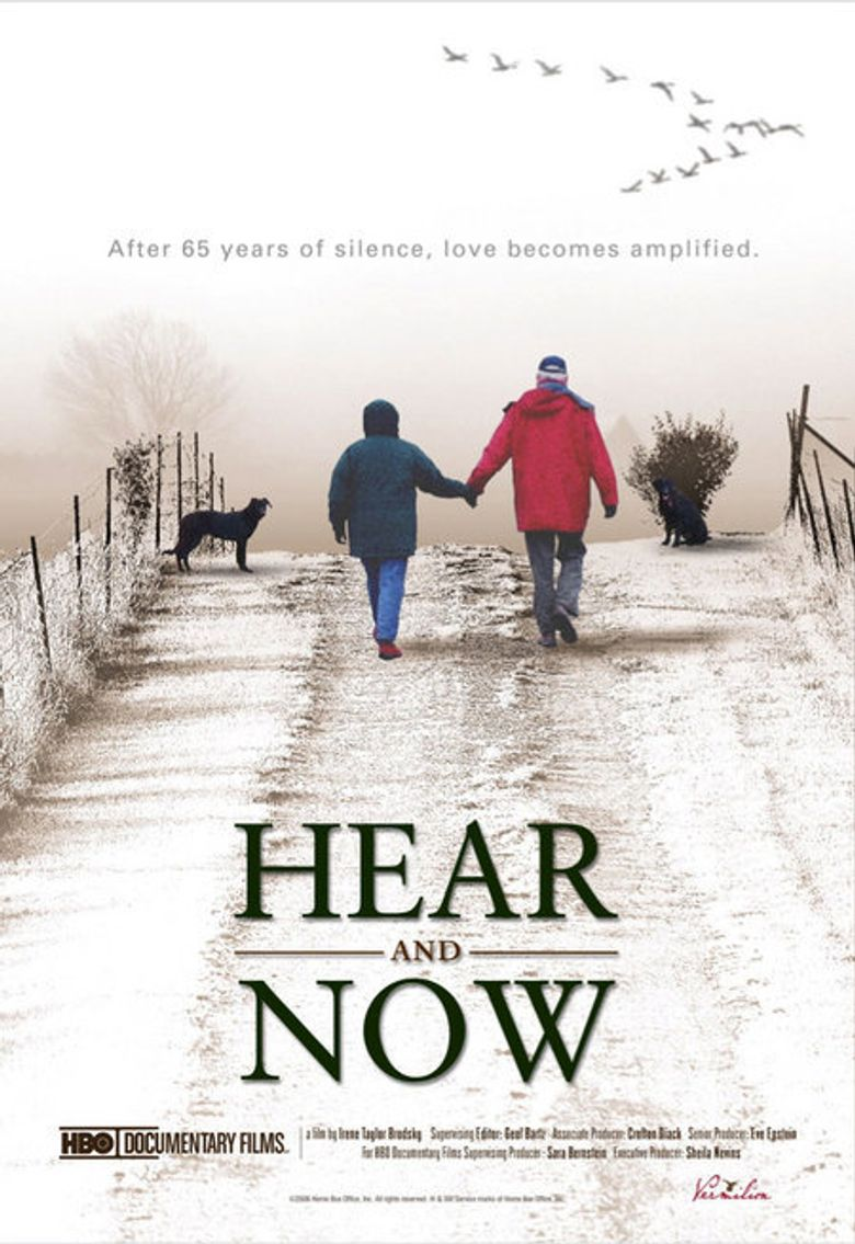 Hear and Now Poster