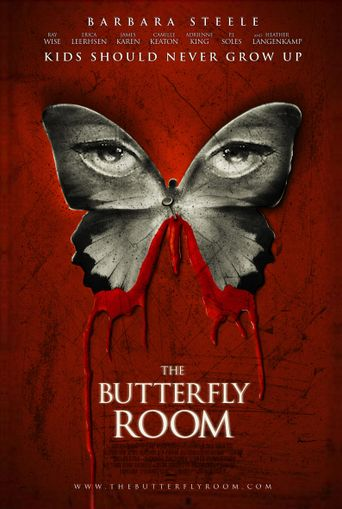 The Butterfly Room Poster