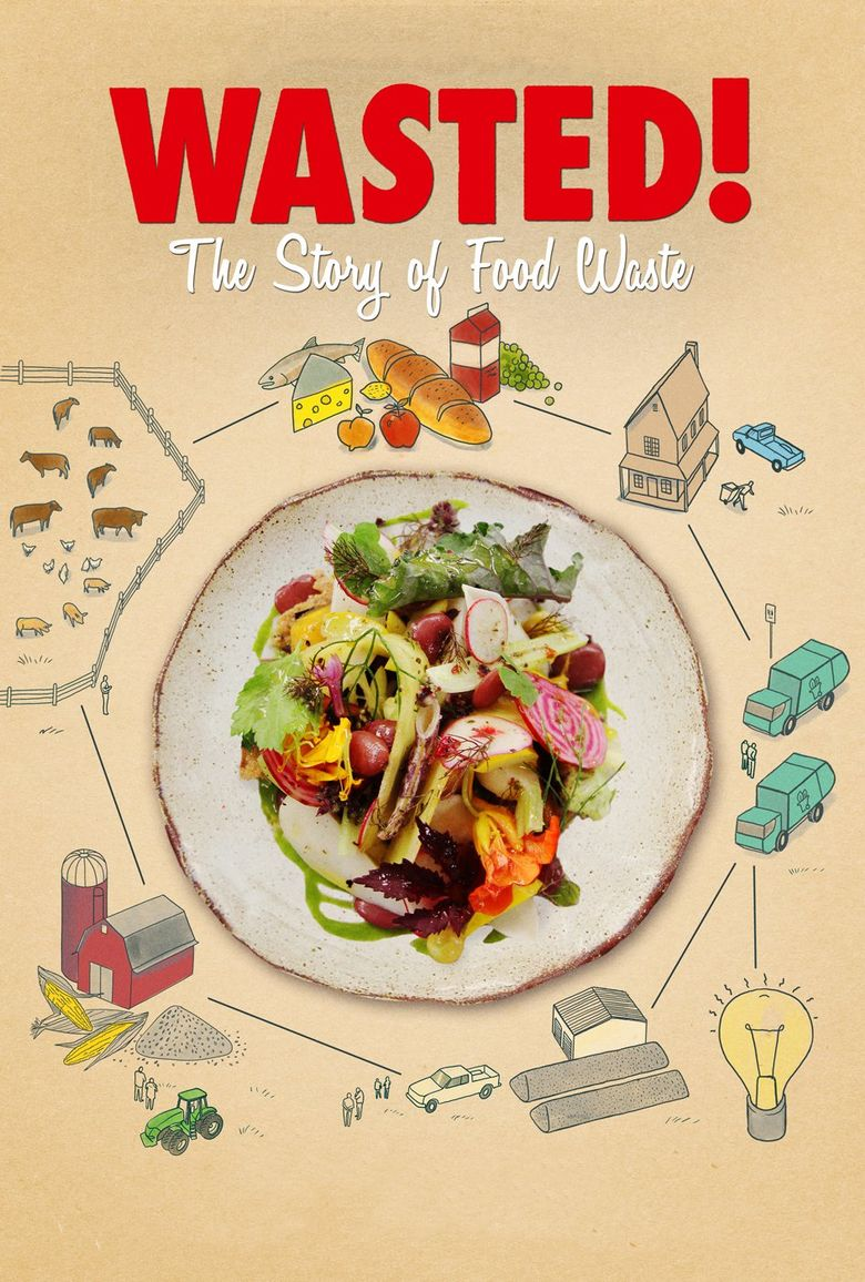 Watch Wasted! The Story of Food Waste