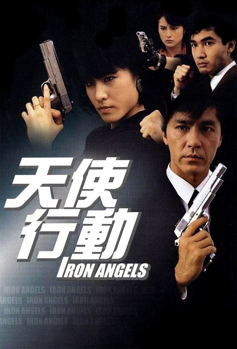 Iron Angels Poster