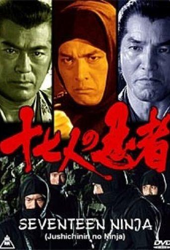 Seventeen Ninja Poster
