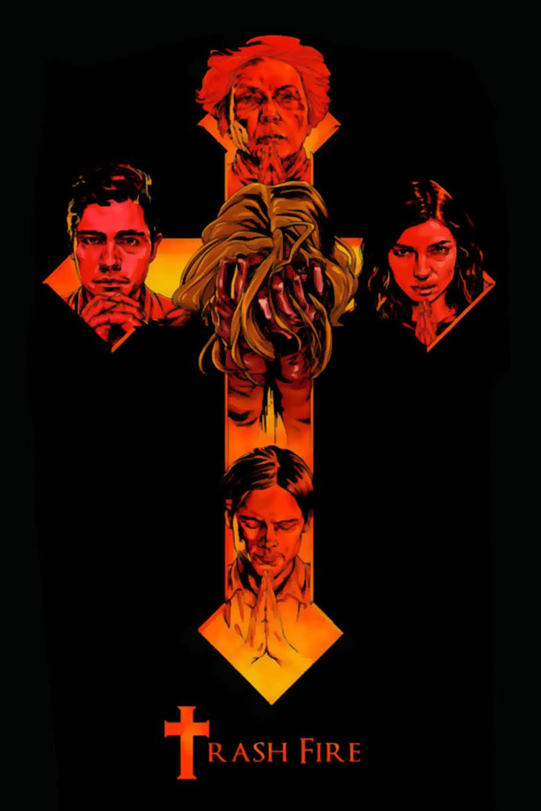 Watch Trash Fire