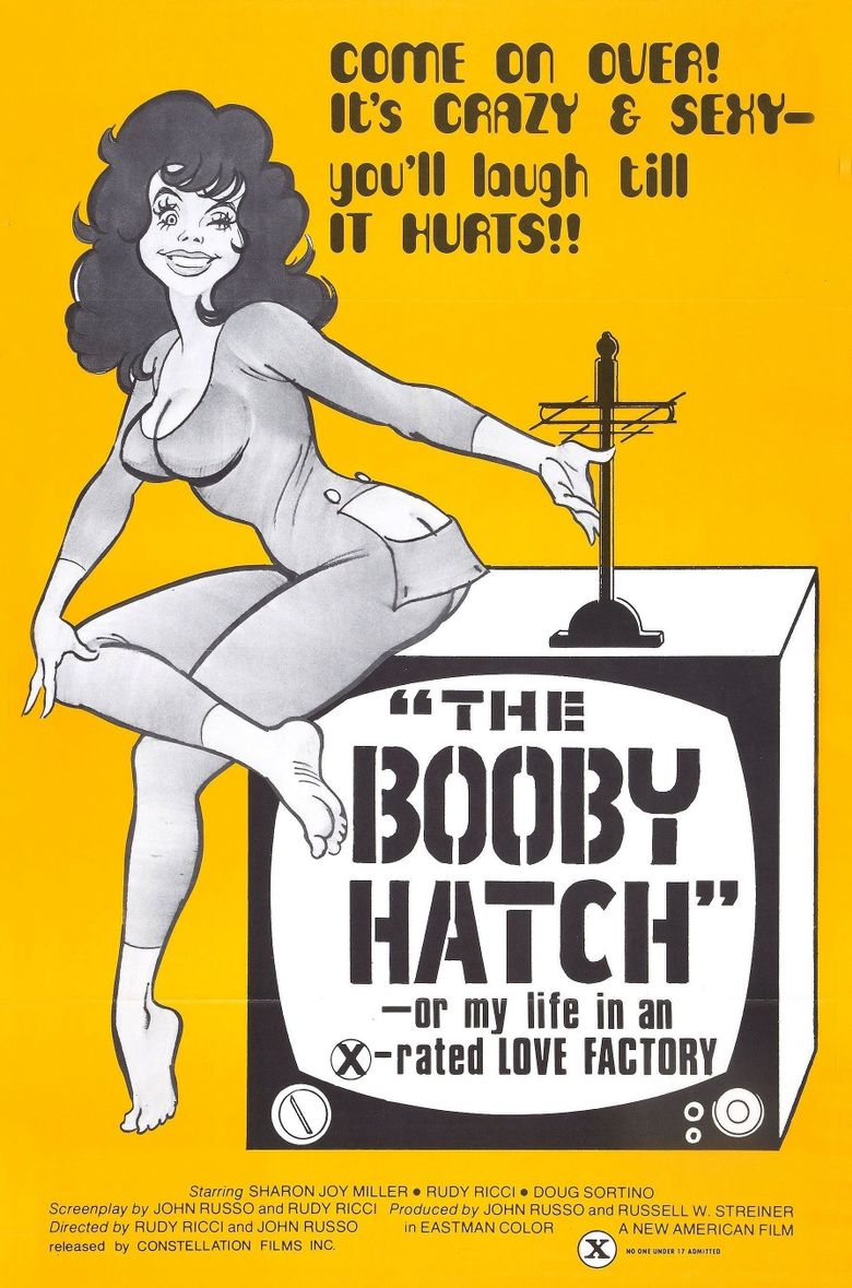 The Booby Hatch Poster