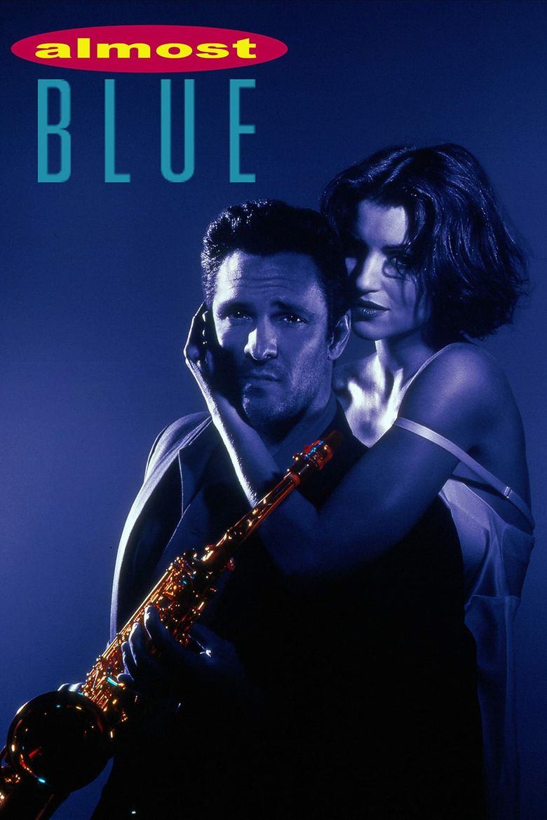 Almost Blue Poster