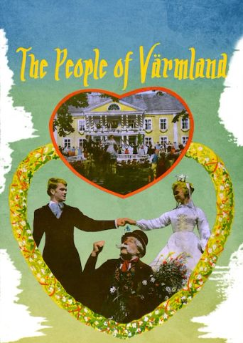 The People of Värmland Poster