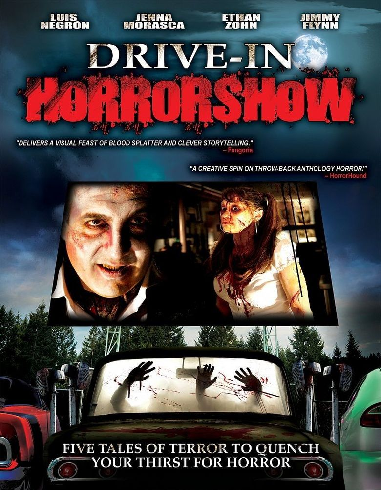 Drive-In Horrorshow Poster
