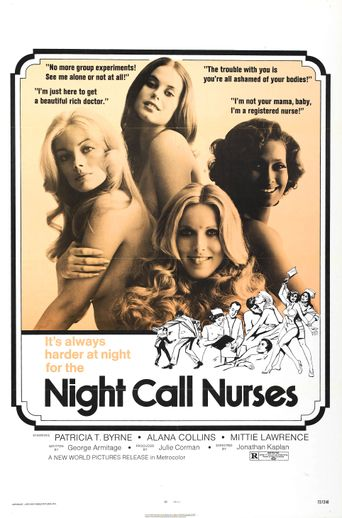 Night Call Nurses Poster