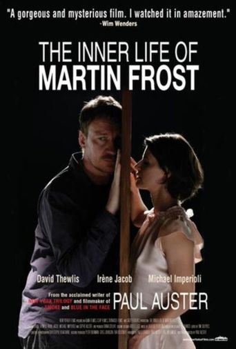 The Inner Life of Martin Frost Poster