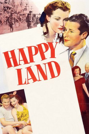 Happy Land Poster