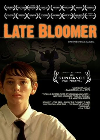 Late Bloomer Poster