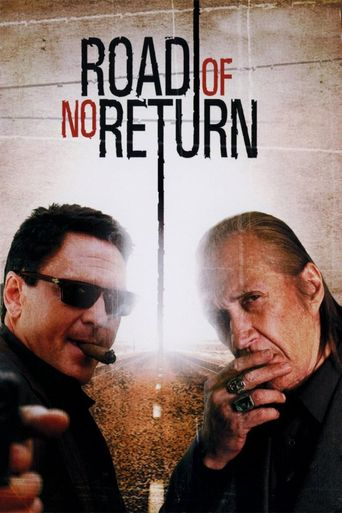 Road of No Return Poster