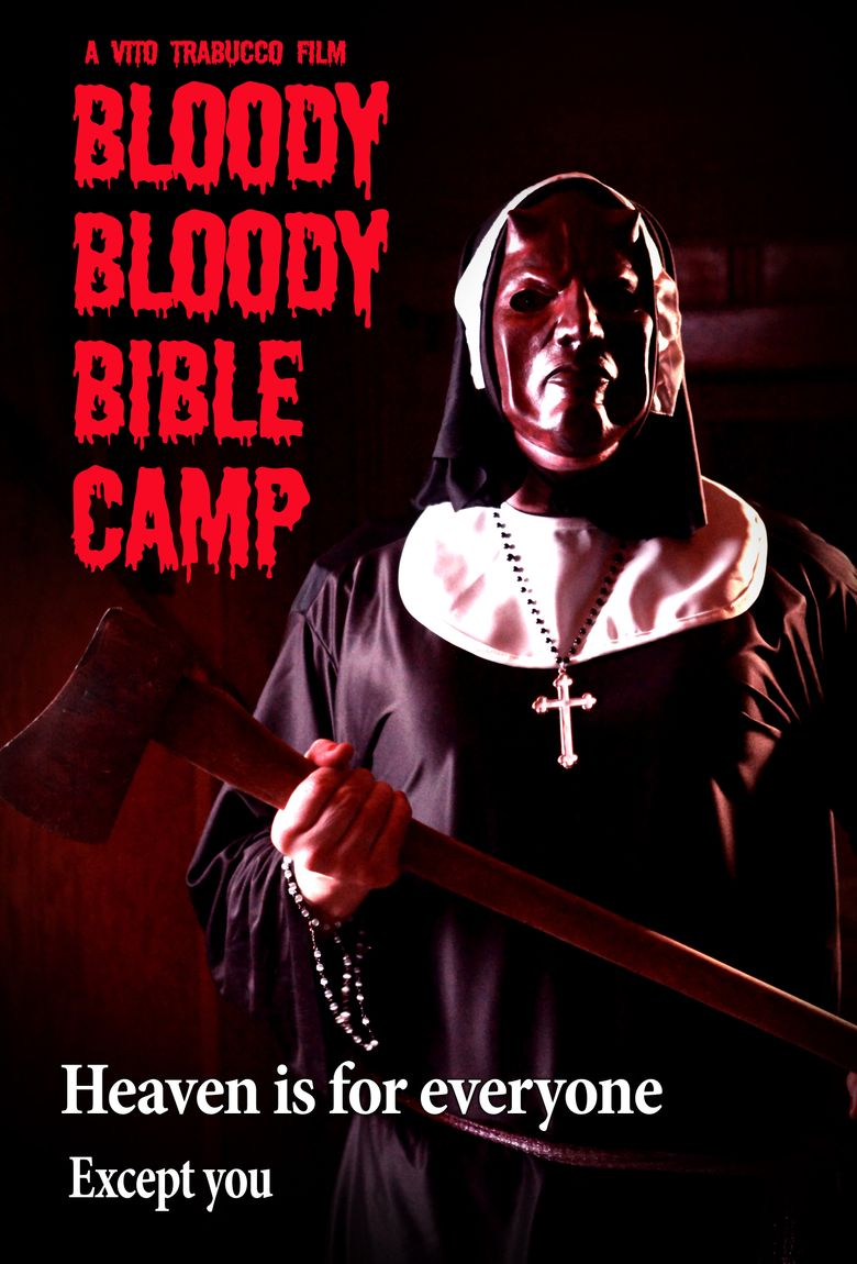 Bloody Bloody Bible Camp Poster
