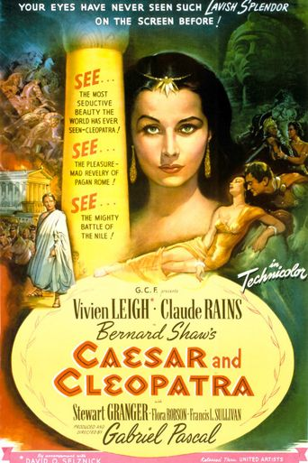 Watch Caesar and Cleopatra