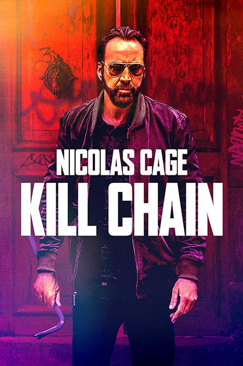 Kill Chain Poster