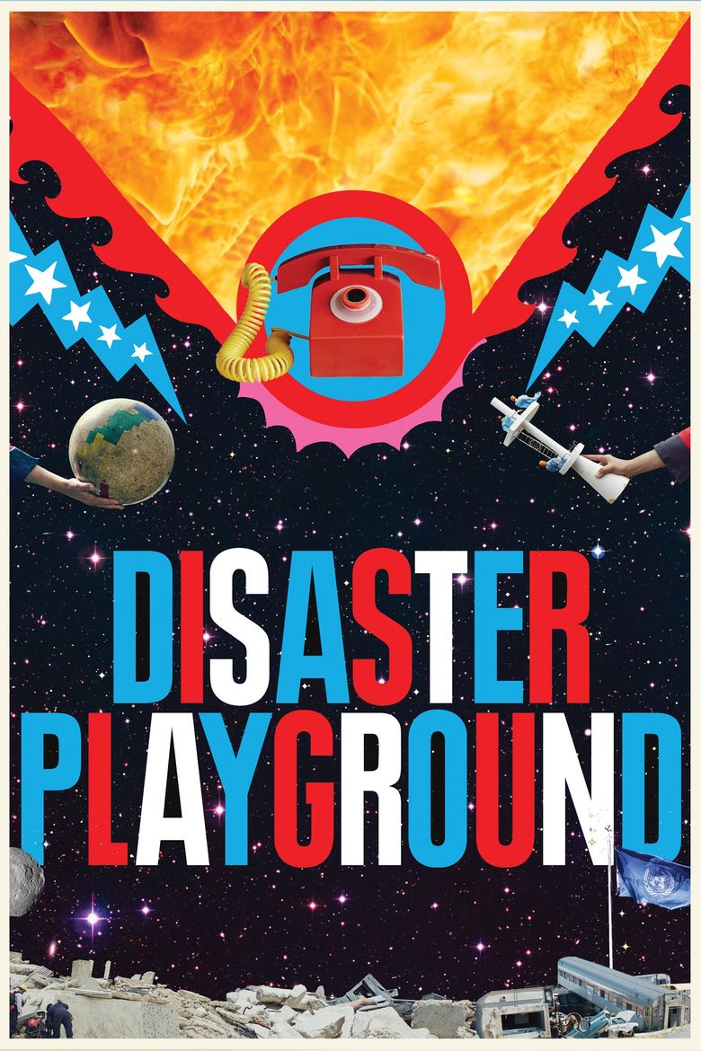Disaster Playground Poster