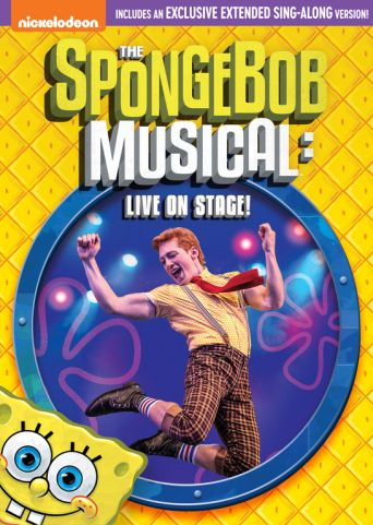 The SpongeBob Musical: Live on Stage! Poster