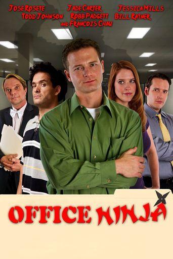 Office Ninja Poster