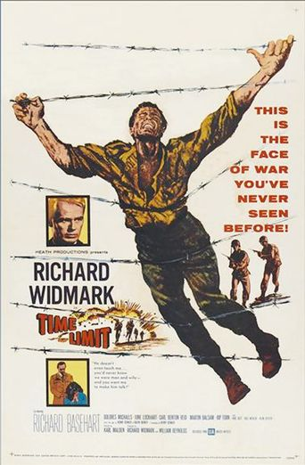 Time Limit Poster