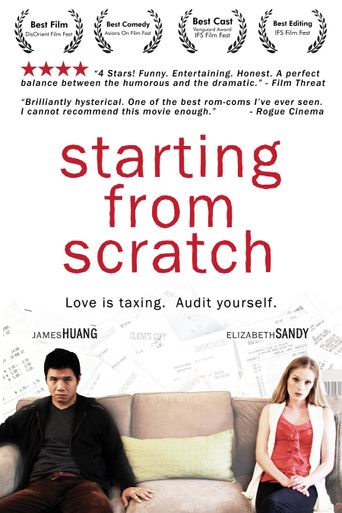 Starting from Scratch Poster