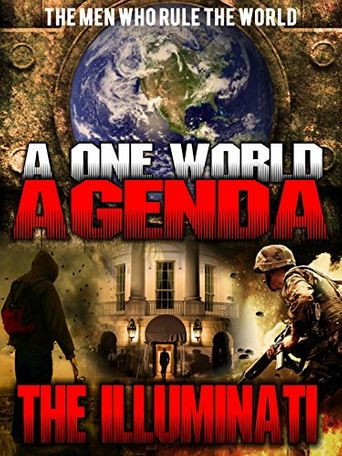 One World Agenda: The Illuminati Poster