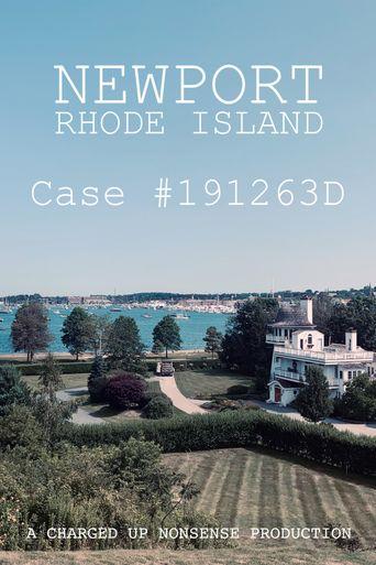 Newport, Rhode Island Case #191263D Poster