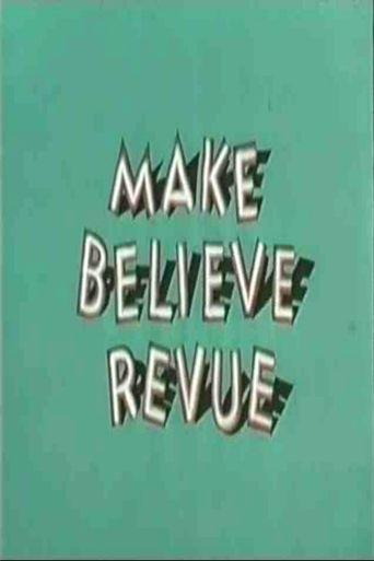 Make Believe Revue Poster