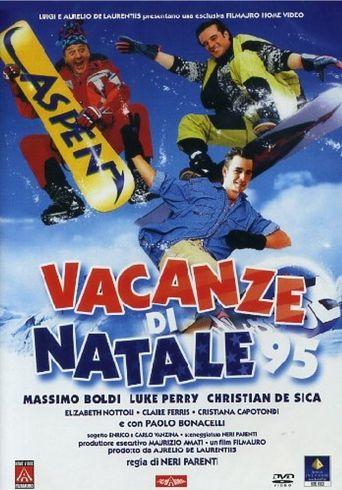 Christmas Vacation '95 Poster
