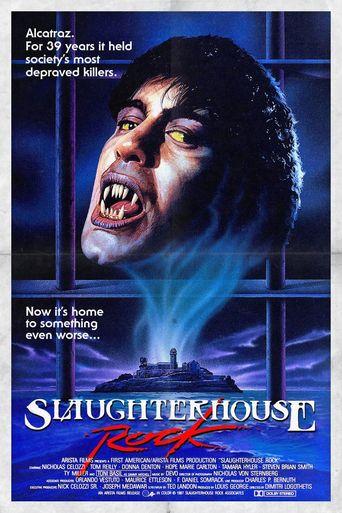 Slaughterhouse Rock Poster