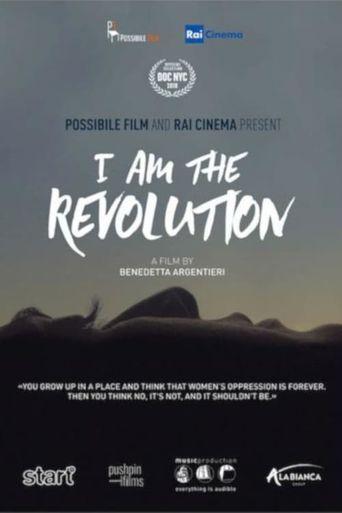 I Am The Revolution Poster