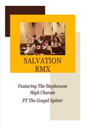 Salvation RMX Poster
