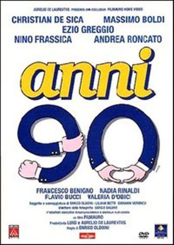 Nineties Poster