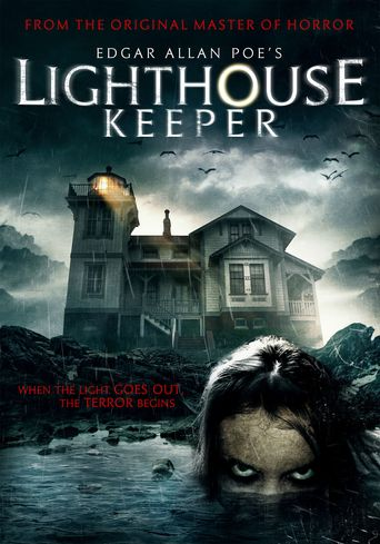 Edgar Allan Poe's Lighthouse Keeper Poster