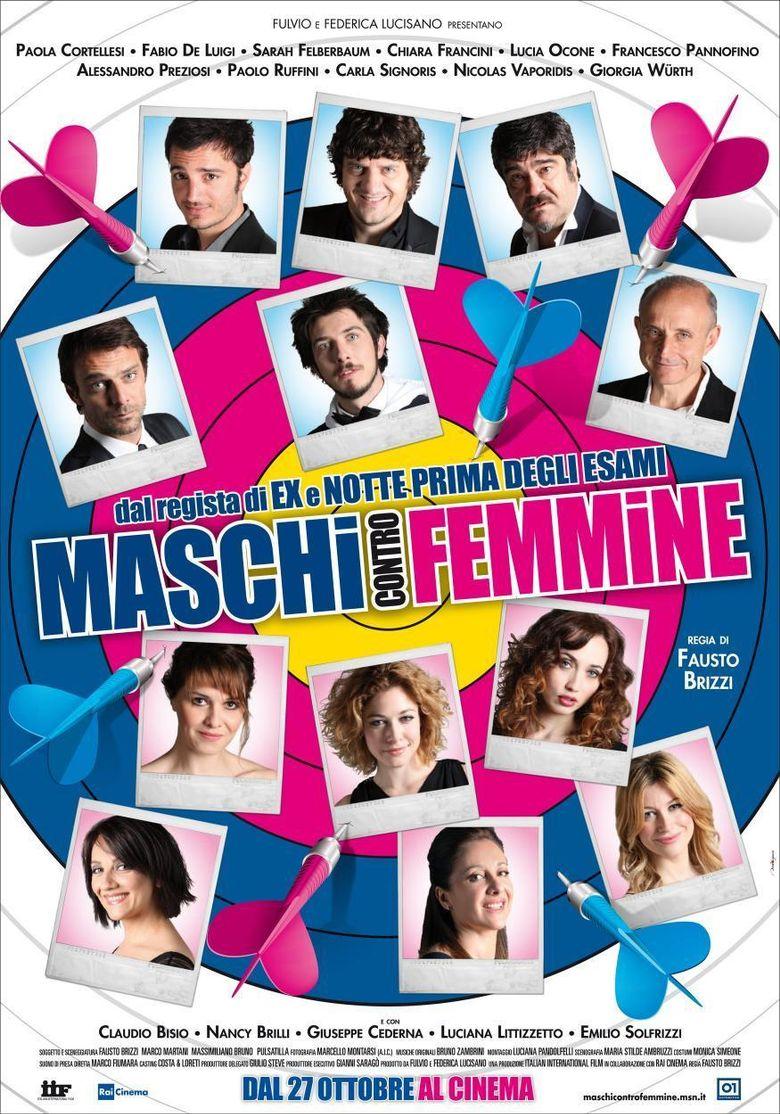 Men Vs Women Poster