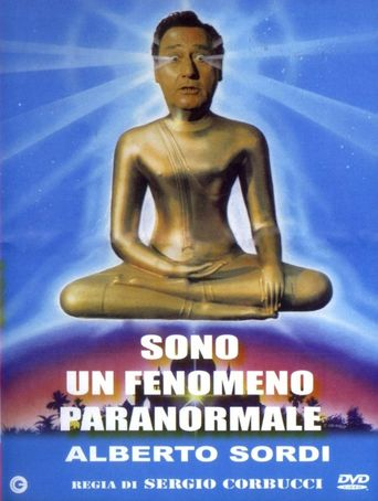 Sono un fenomeno paranormale Poster
