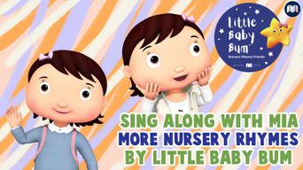 Sing Along with Mia - More Nursery Rhymes by Little Baby Bum Poster