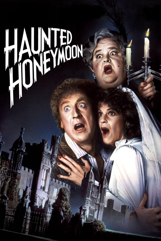 Haunted Honeymoon Poster