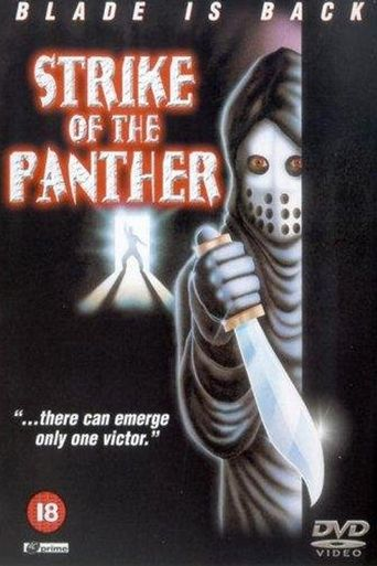 Strike of the Panther Poster