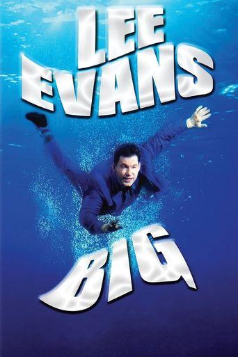 Lee Evans: Big Poster