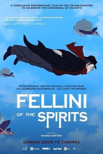 Fellini degli spiriti Poster