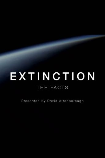 Extinction: The Facts Poster
