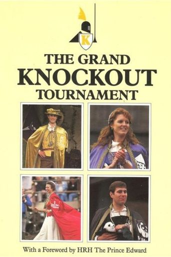 The Grand Knockout Tournament Poster