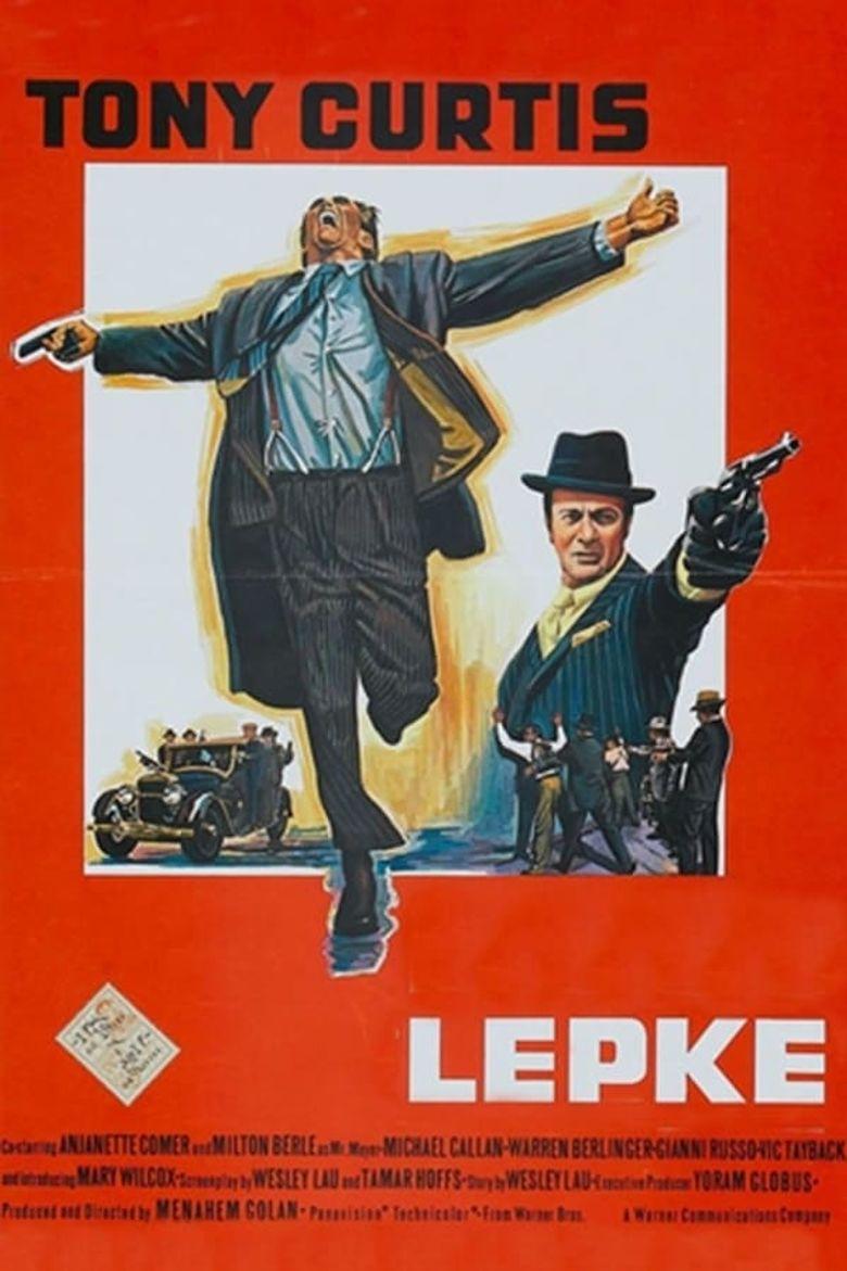 Lepke Poster