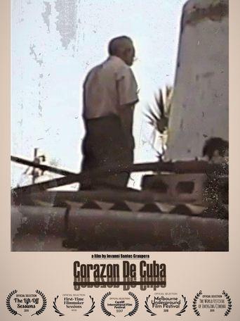 Corazon De Cuba Poster